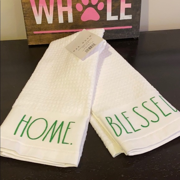 Rae Dunn Home/Blessed Kitchen Towels